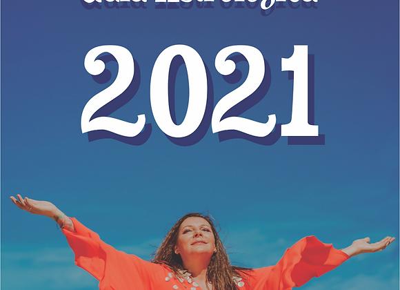 Guía astrológica 2021 de Lourdes Ferro