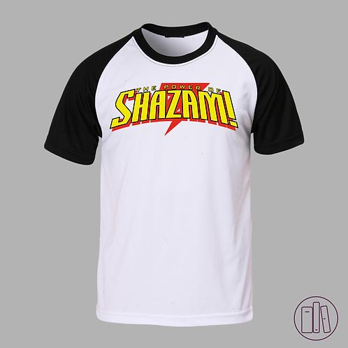 Remera Shazam!