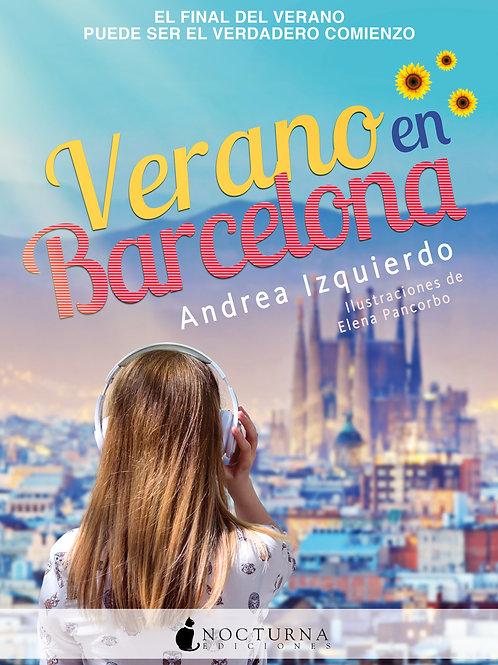 Verano en Barcelona de Andrea Izquierdo