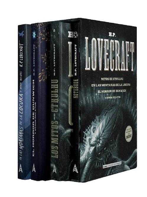 Box set H. P. Lovecraft