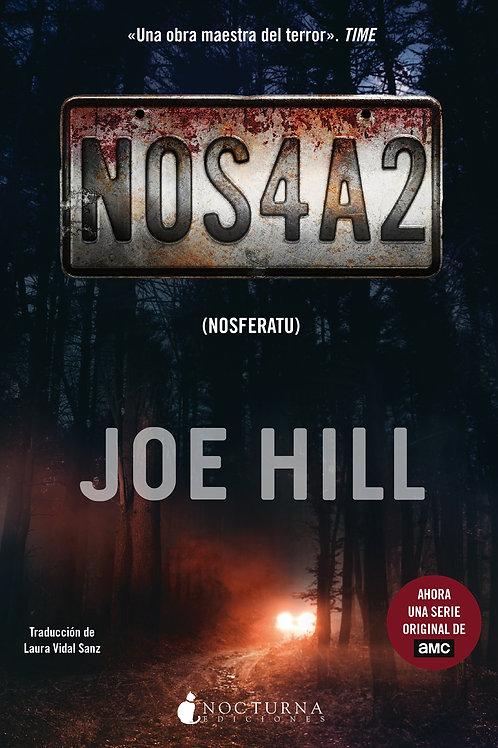 NOS4A2: Nosferatu de Joe Hill