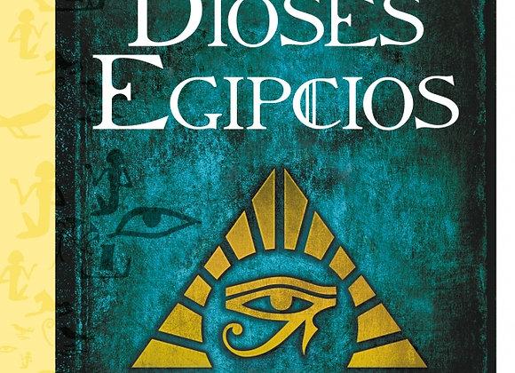 Dioses egipcios la guia definitiva de Rick Riordan