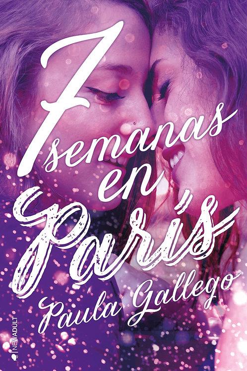 7 semanas en París de Paula Gallego