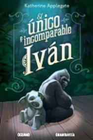 El Único e incomparable Iván de Katherine Applegate