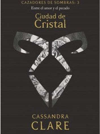 cazadores de sombras 3 de Cassandra Clare