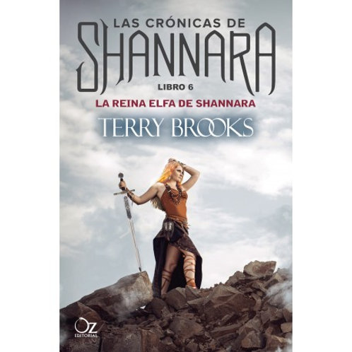 La reina elfa de Shannara de Terry Brooks
