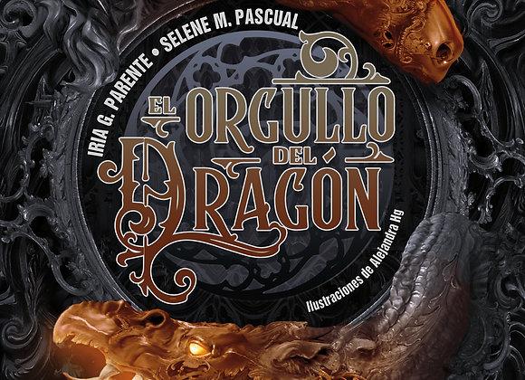 El orgullo del dragón de Iria G. Parente y Selene M. Pascual