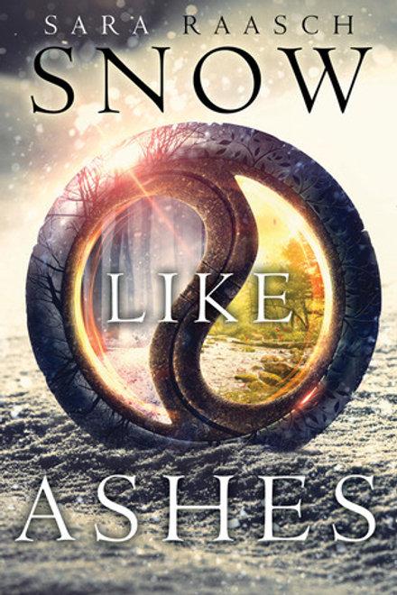 Snow Like Ashes de  Sara Raasch.