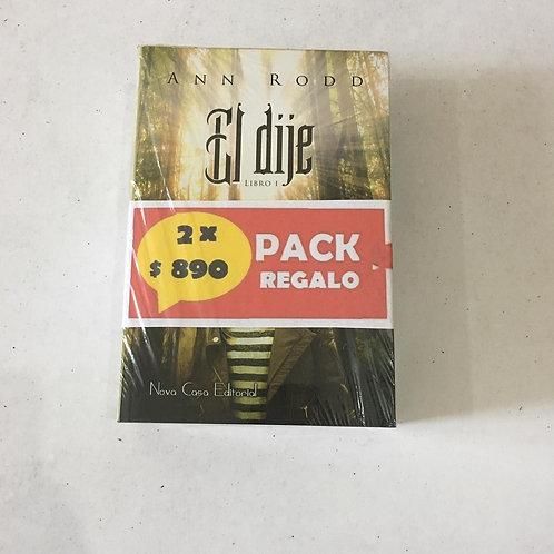 Pack El dije + El alma