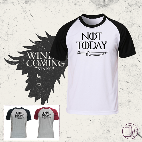 Remera Not Today
