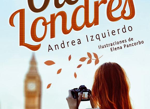 Otoño en Londres de Andrea Izquierdo