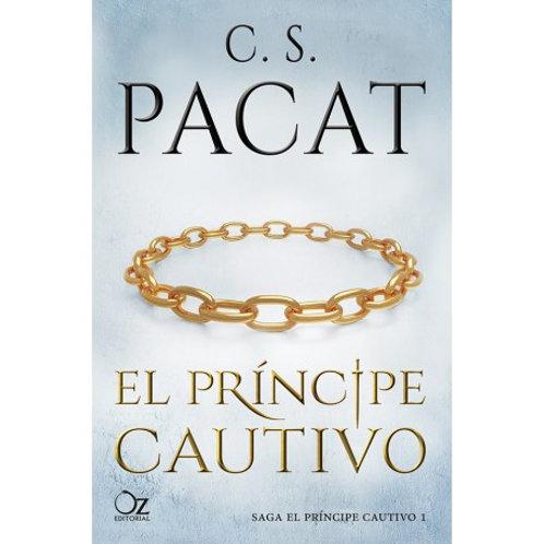 El príncipe cautivo de C. S. Pacat