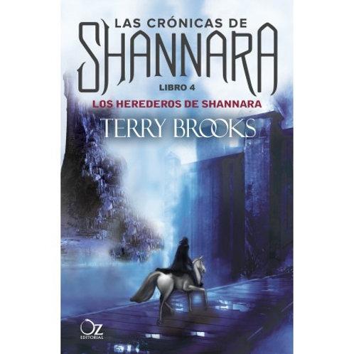 Los herederos de Shannara de Terry Brooks: