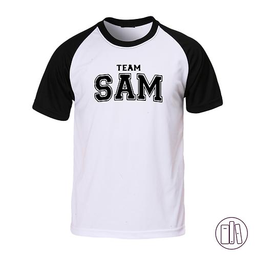 Remera Team Sam Winchester