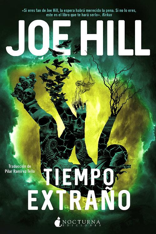 Tiempo extraño de Joe Hill