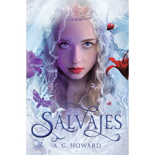 Salvajes de  A. G. Howard