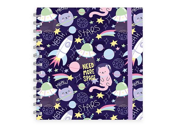 Cuaderno Espacio 80 hojas