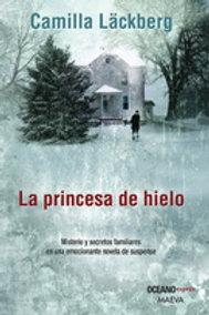 La Princesa de hielo de Camilla Läckberg,