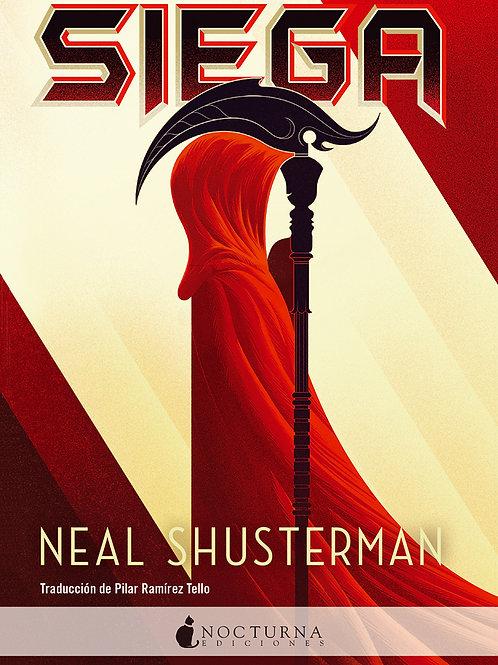 Siega de  Neal Shusterman
