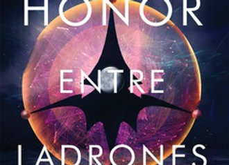 Honor entre ladrones de Ann Aguirre