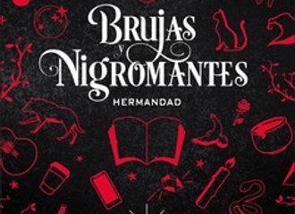 Brujas y nigromantes: Hermandad de Raquel Brune