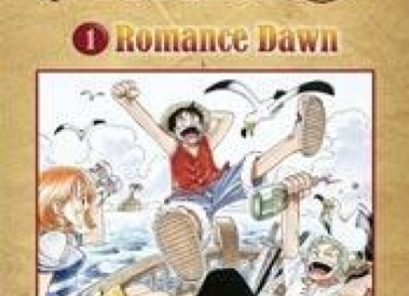 One piece 1. Romance Dawn  de Eiichiro Oda