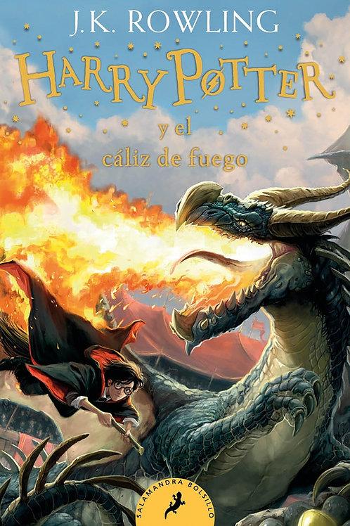 Harry Potter 4 ed. bolsillo