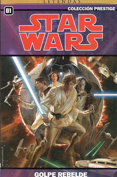 Star Wars Golpe Rebelde 01. de  Matt Kind