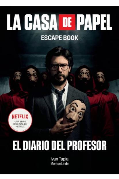El diario del profesor la casa de papel de Ivan Tapia | Montse Linde