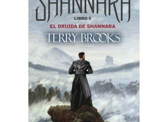 El druida de Shannara deTerry Brooks