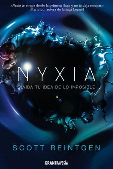 Nyxia de Scott Reintgen