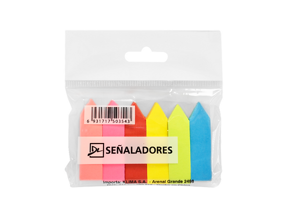 Flechas post it DL