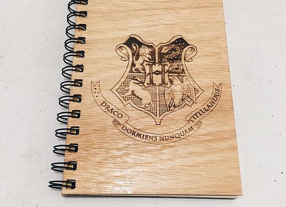 Libreta de madera