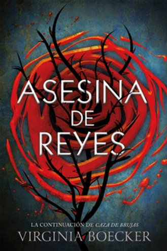 Asesina de reyes de Virginia Boecker