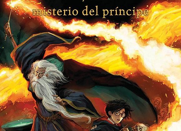 Harry Potter 6 ed. bolsillo