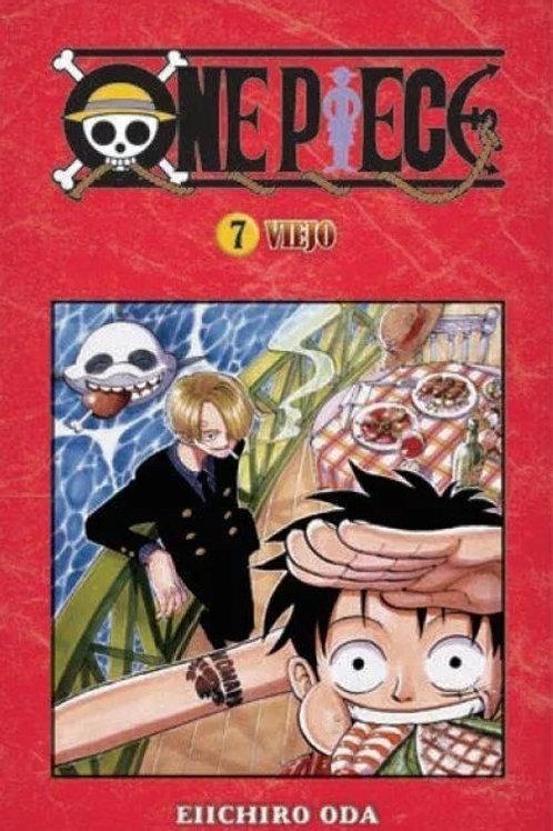 One Piece - Tomo 7 - Viejo de Eiichiro Oda