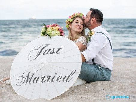 When Looking for a Wedding Photographer in Miami Beach