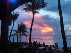 Beautiful Beach Bar Tumon Guam