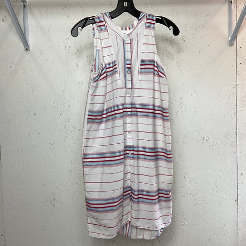 Old navy wht/red/blu dress (XS)