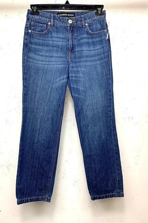 Express jeans dark wash