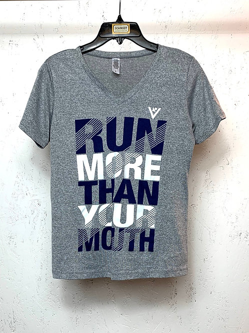 Grey Athletic Tee (L)