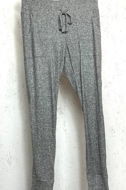 Aerie grey heathered tie