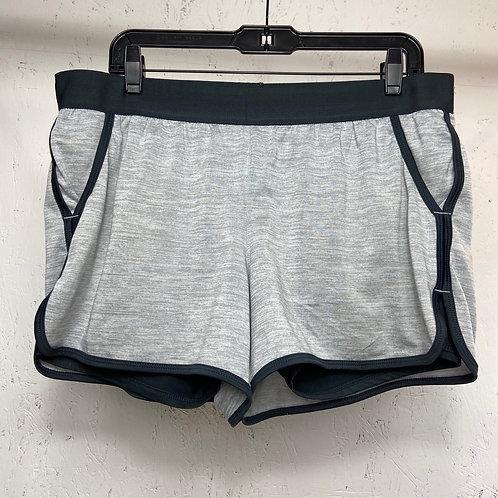 Dans. Now light grey shorts (L , 12-14)