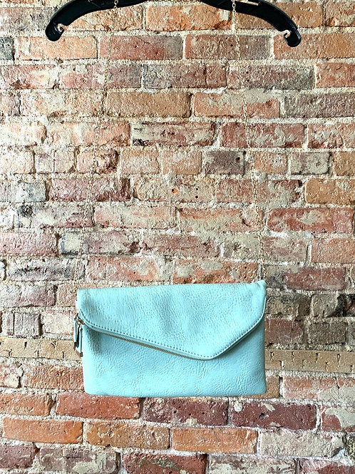 Urban Expressions Teal Purse