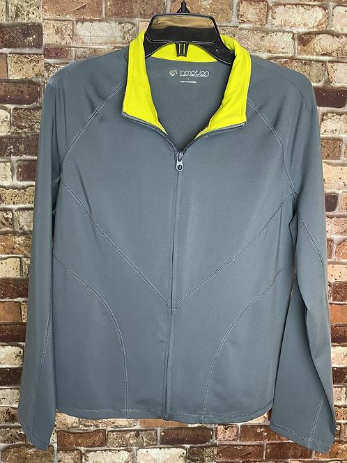 Inmotion by NY&Co grey zip jacket