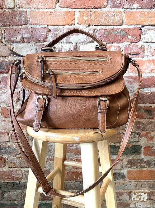MIX No.6 Brown Backpack