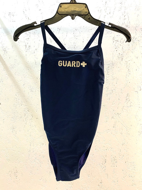 Blue Guard Swimsuit