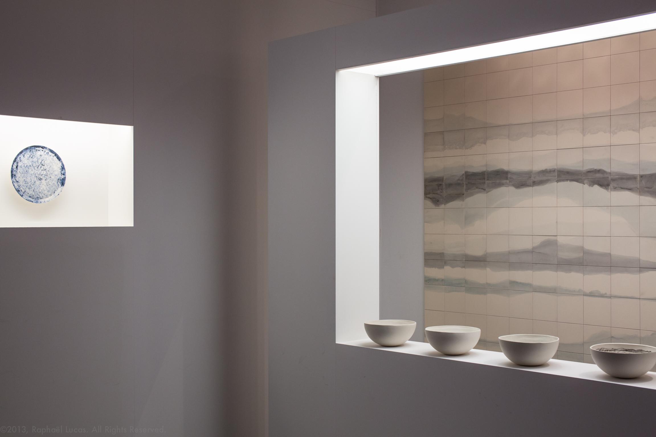 Installation Elisabeth Leriche