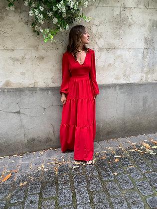 Robe Lara Rouge