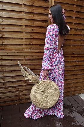 Robe Lara Big fleurs